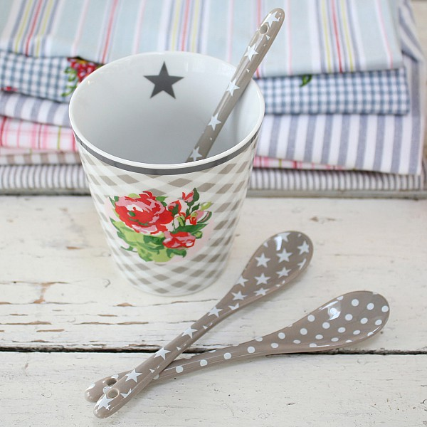 Happy Spoon Star - Mullvad