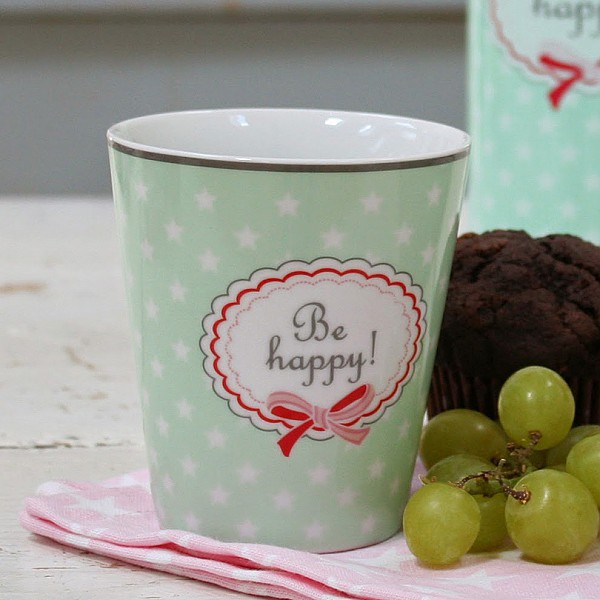 Happy Mug Be happy!
