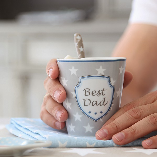 Happy Mug Best Dad
