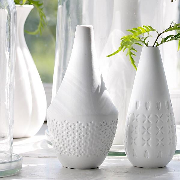 Vas FRIDA i keramik - Nr 4