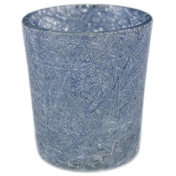 Glasfiberlykta Jeansblå
