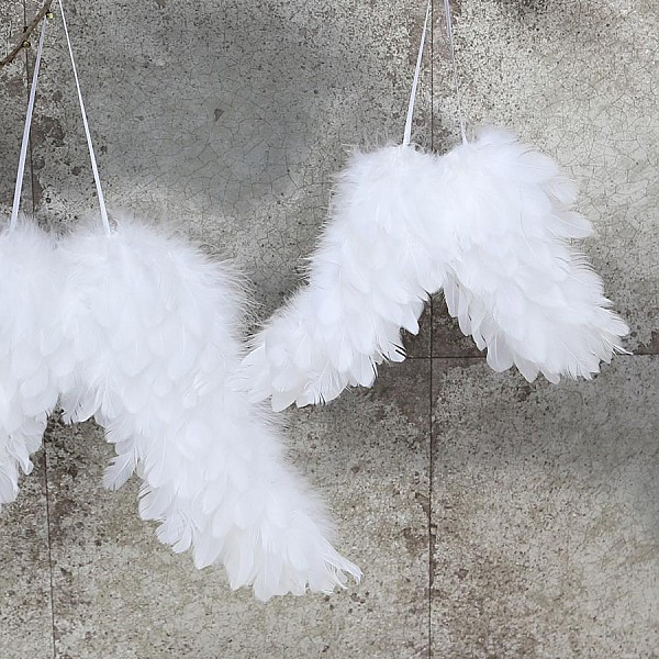 Angel Wings White - Small