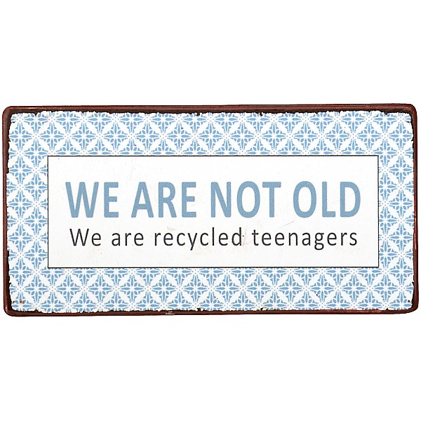 Magnet Recycled teenagers