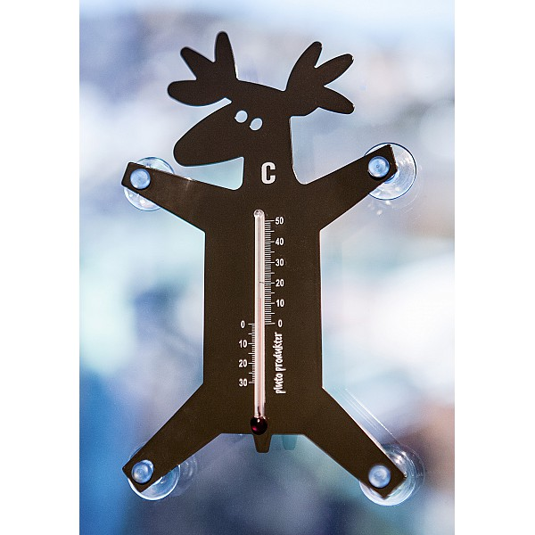 Thermometer Elch