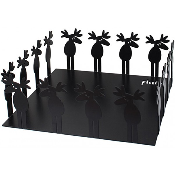 Bread Basket Moose - Black