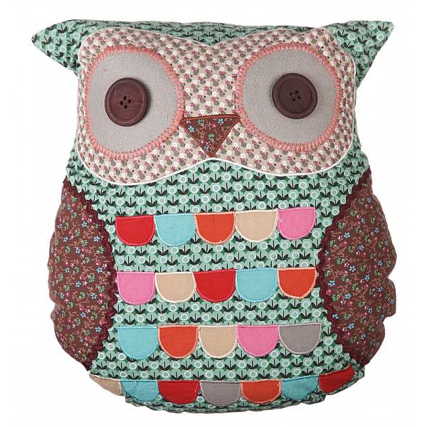 Owl Cushion Jimmy