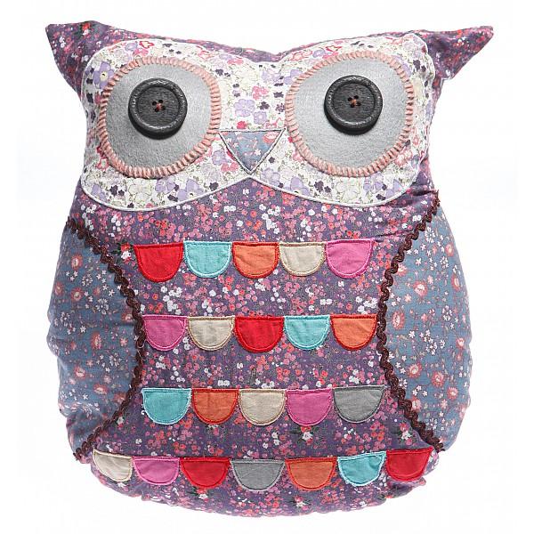 Owl Cushion Megan