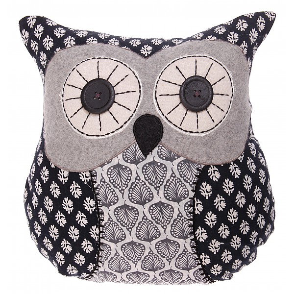 Owl Cushion Chester