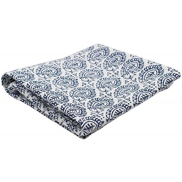 Tea Towel Kharma - Blue / White