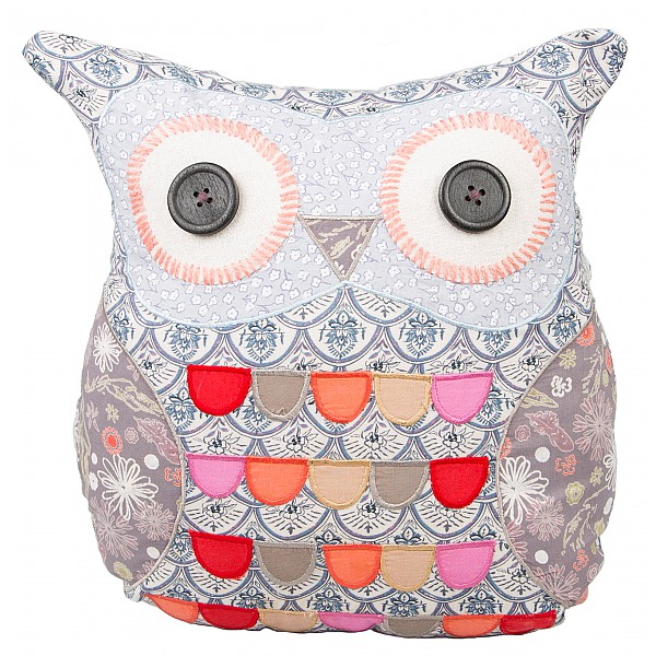 Owl Cushion Pippa