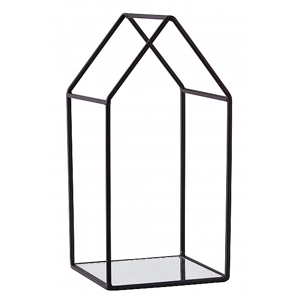 Hus i metall/Ljushus - Mellan