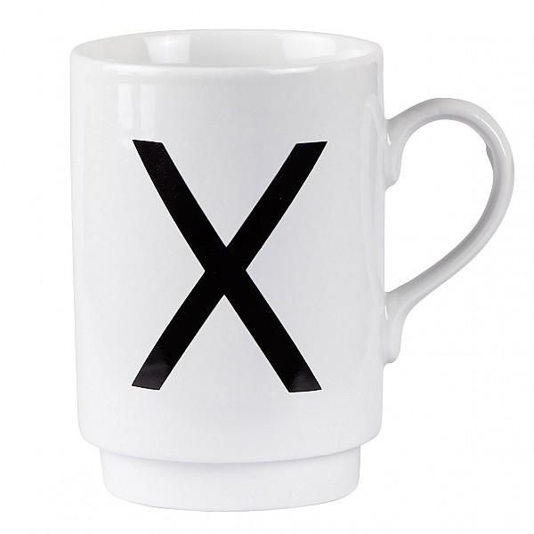 Bokstavsmugg X