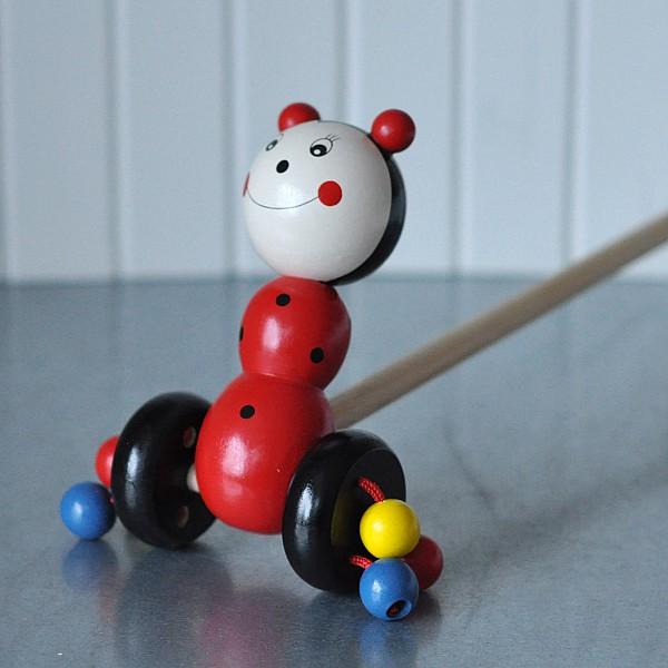 Toy Ladybird ziehen