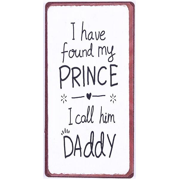 Magnet Mein Prinz Daddy