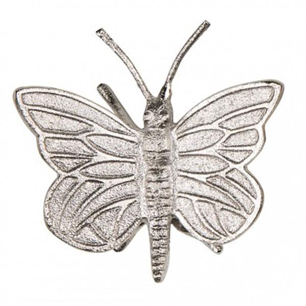 Fjäril - Silver