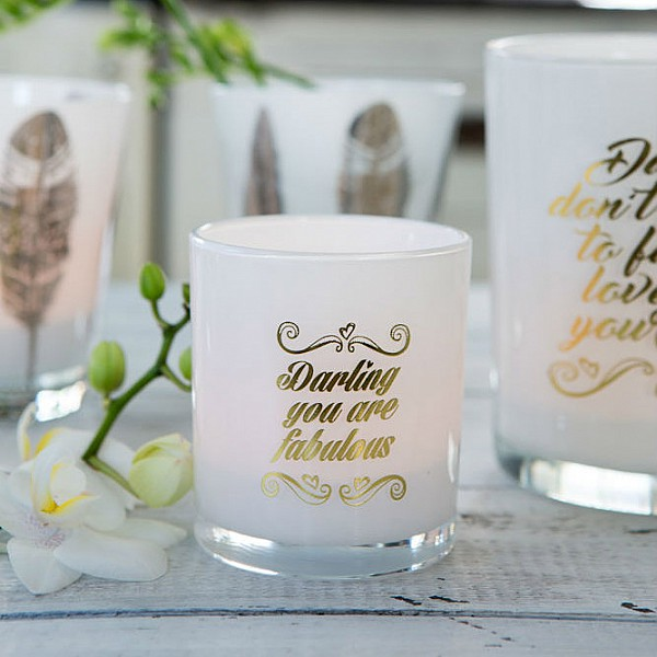 Majas Candle Holder Darling - Small