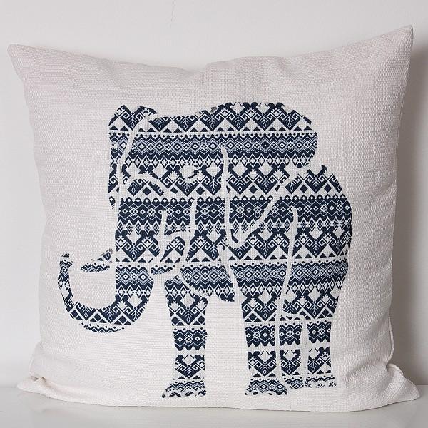 Cushion Cover Saba - Blue