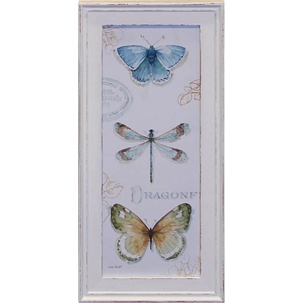 Tavla Dragonfly/Butterfly