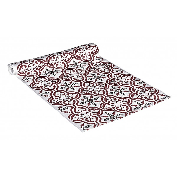 Table Runner Kenza - Plum