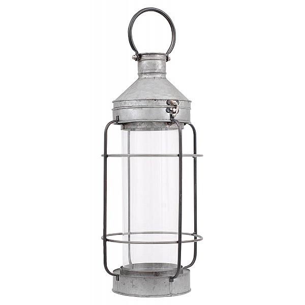 Zinc Lantern - Large