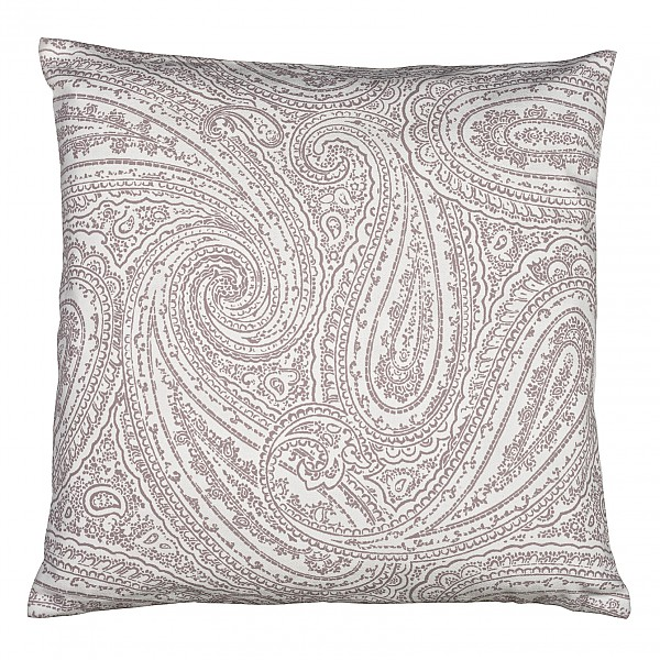 Cushion Cover Paisley - Pink