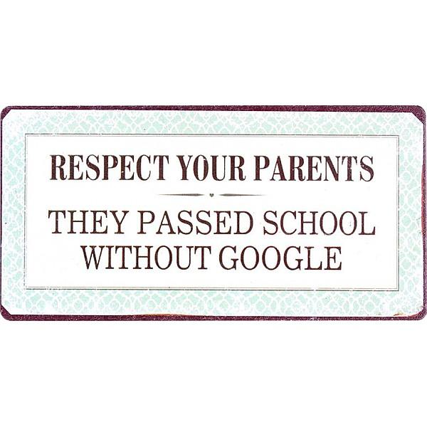 Magnet Respect your parents