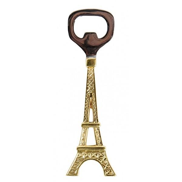 Flasköppnare Paris - Guld