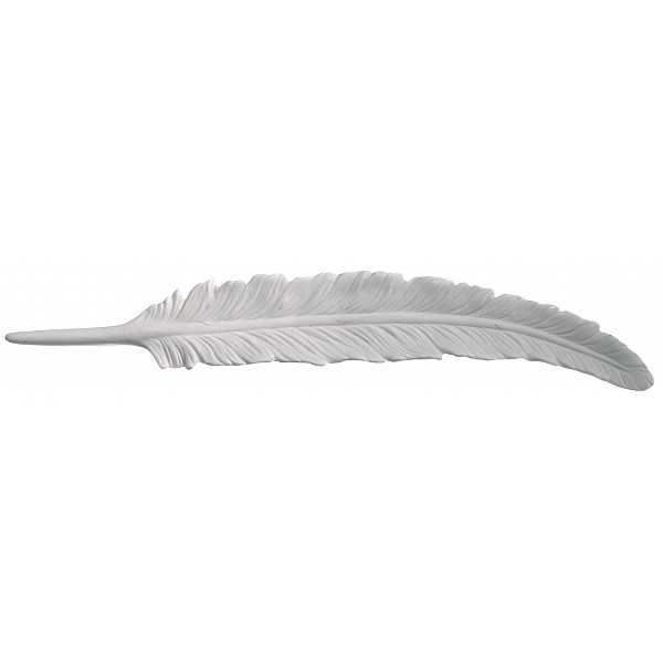 Ceramic Feather - Large