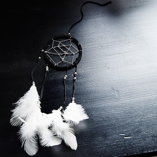 Traumfänger - Weiß