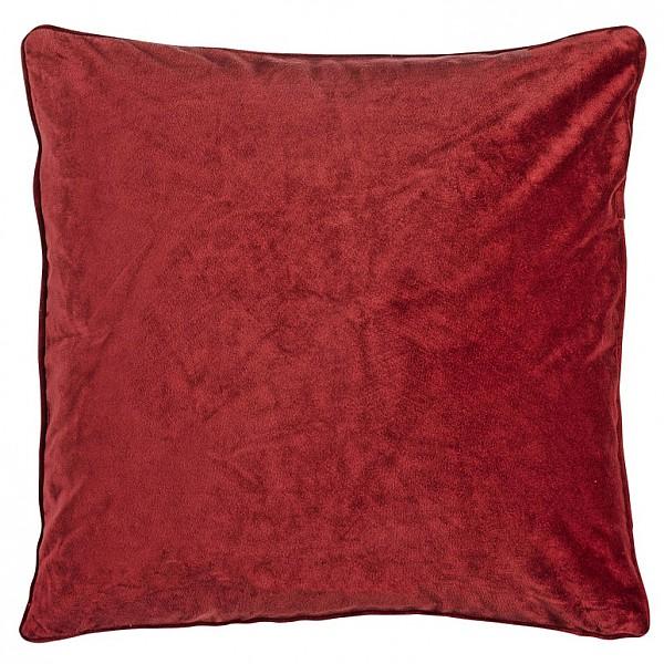 Kuddfodral Velvet - Röd