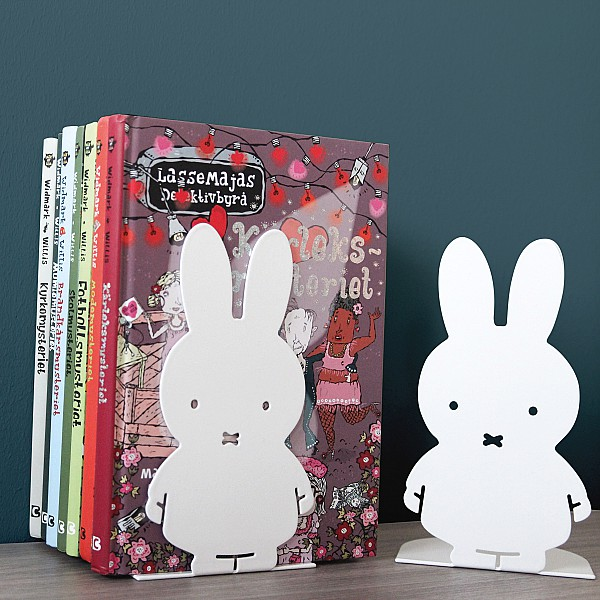 Bokstöd Miffy - 2-pack