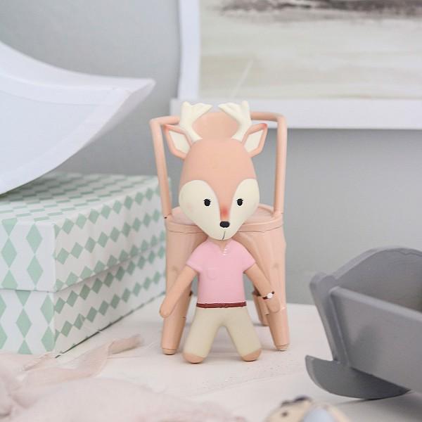 Puppe / Greifling Hirsch VaniMeli
