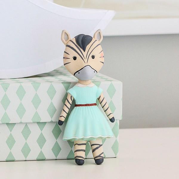 Puppe / Greifling Zebra AstoLuina