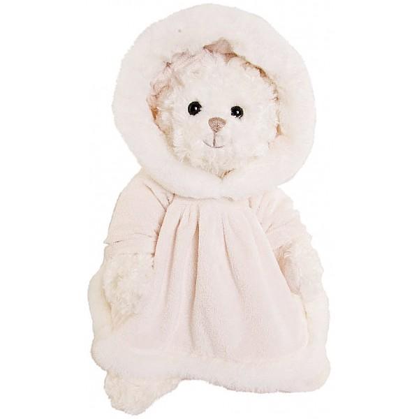 Teddybär Prinzessin Teresa - Weißes Kleid