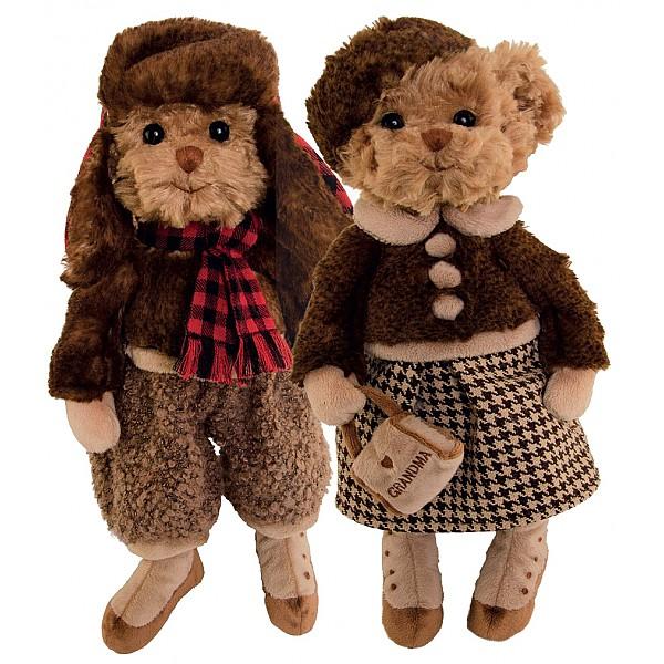 Teddybär Oma Eleonora