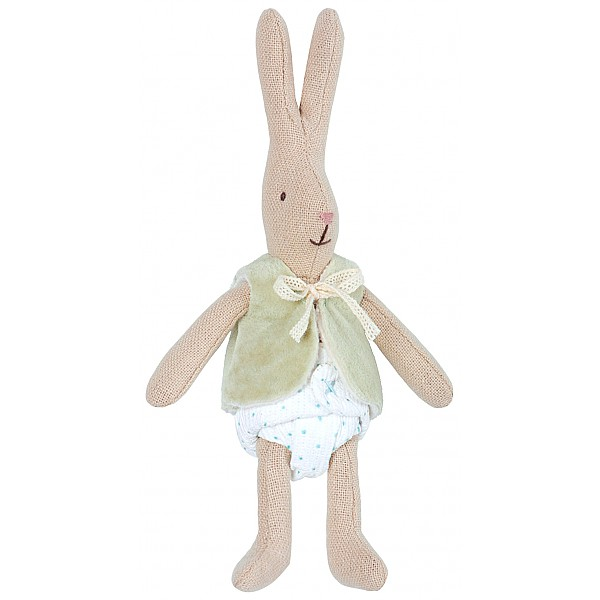 Maileg Micro Rabbit with vest