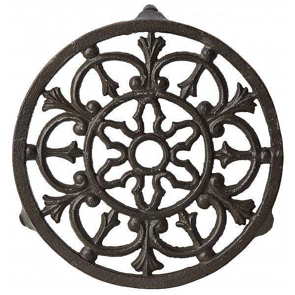 Trivet in cast iron Frej Round