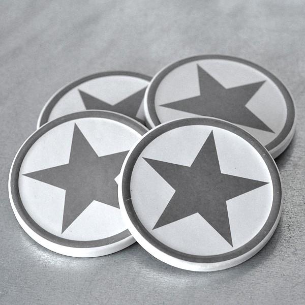 Coasters Star - Grey