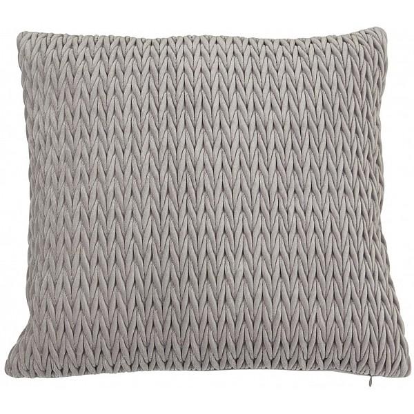 Cushion Cover Fancy - Light Grey