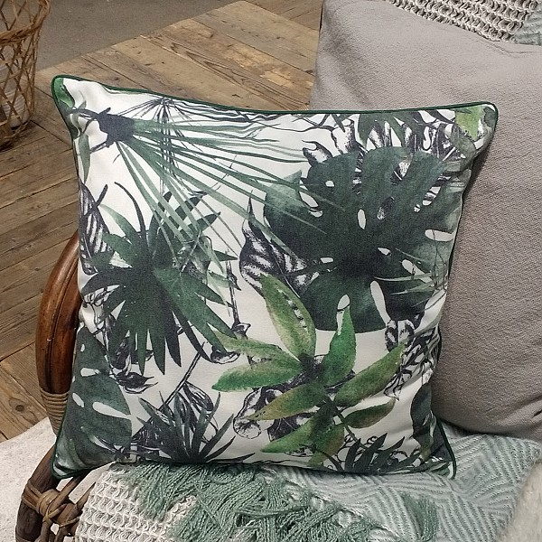 Cushion Cover Djungle - Green