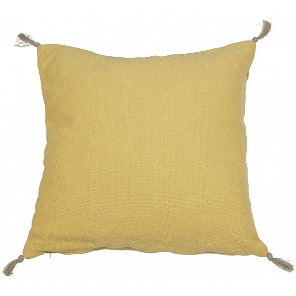 Cushion Cover Chilla - Yellow