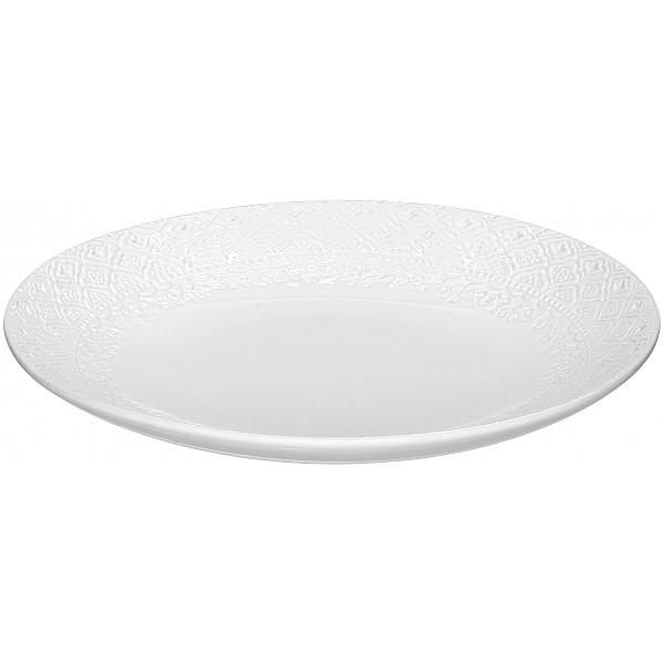 Plate Orient - White