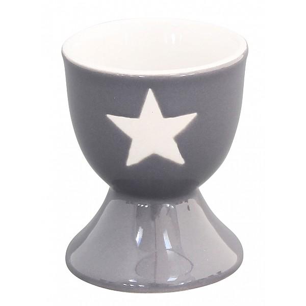 Egg Holder Brightest Star - Dark Grey (Charcoal)