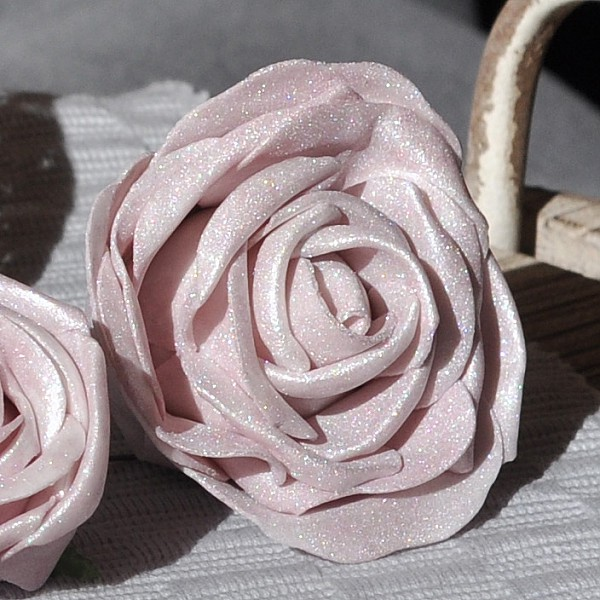 Decor Rose Ice Rose Light Pink - 7 cm