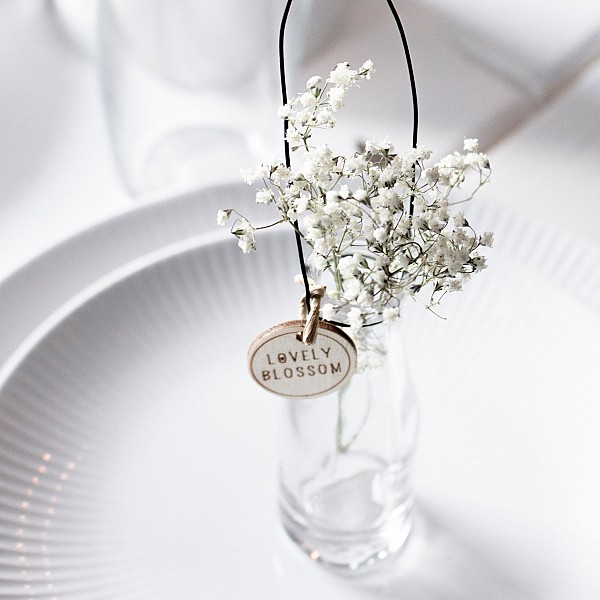 Mini Vase Risby - Oblong