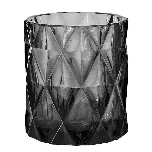 Candle Holder Rut - Grey