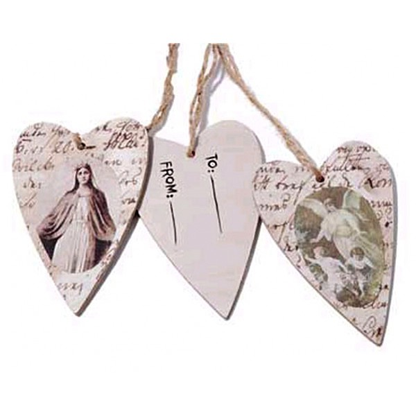 Giftcards / Tags Vintage Angels