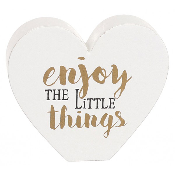 Hjärta - Enjoy the little things
