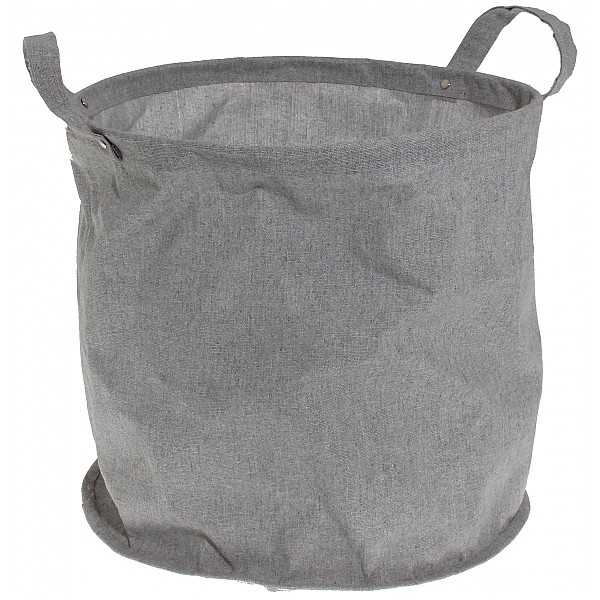 Fabric Basket Hagen Grey - Large