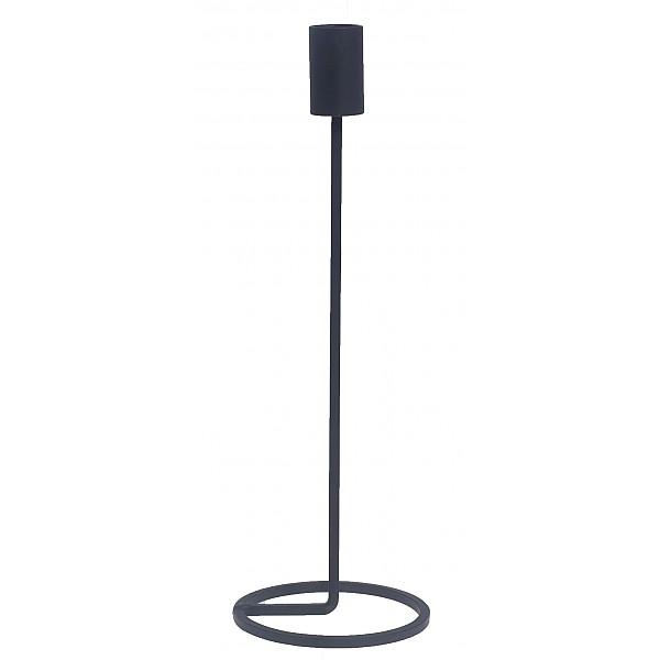 Candlestick Lidnäs Black - Large